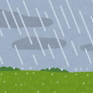 雨の日に聴きたい曲♪