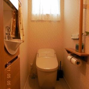 推奨仕様のトイレ