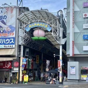 岡山駅前で「サタデーナイトカーニバル岡山」ってお祭りやってる|屋台が出てたりミュージシャン来てたり
