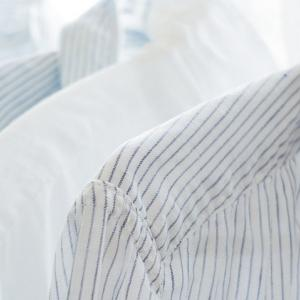 シャツとパンツとマニッシュな靴。40代元オリーブ少女の行きついた制服化。