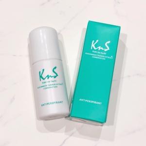 柿のさち「KnS薬用制汗剤」