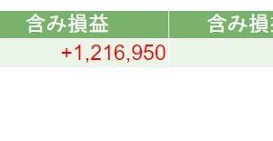 国内資産(2021.9) 1週目