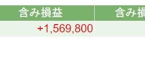国内資産(2021.9) 4週目