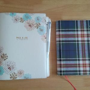 お気に入りのノートと手帳📖📒