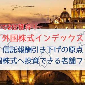 【銘柄解説】ニッセイ外国株式インデックスファンド|投信ブロガーが選ぶ!Fund of the Year 2020第2位