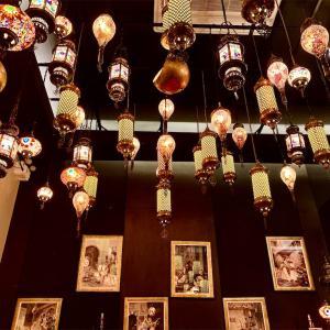 ウドンタニーのアラビアンなホテルとイサーン料理レストラン(で笑われた話)