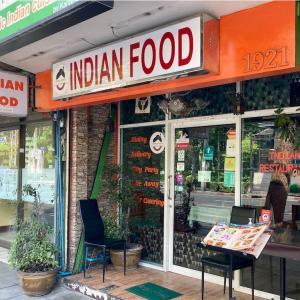 チャルンクルン通りの小さなインド料理レストラン【MASALA OF INDIA】
