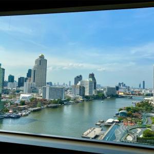 蛇行するチャオプラヤー川の眺めが最高【Millennium Hilton Bangkok】バンコクステイケーション記(5)