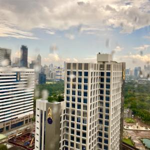 お得なサービス盛沢山だった【Crowne Plaza Bangkok Lumpini Park】バンコクステイケーション記(6)