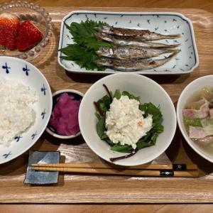 3/3 夕食おうちごはん