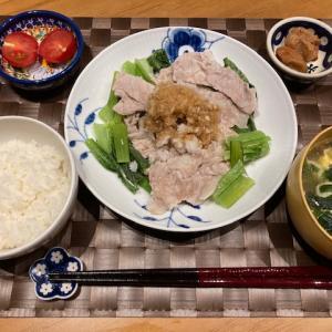 5/27 夕食おうちごはん