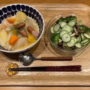 6/24 夕食おうちごはん