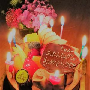 【誕生日】ケーキは甘くない