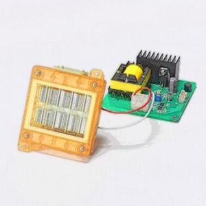 個室型ワークスペース「CocoDesk」ブース内にウイルス抑制・除菌用紫外線照射装置を設置