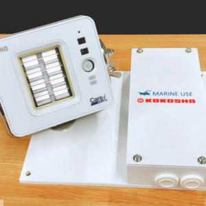 【激振情報】振動試験 JIS F 8006 適合 ノイズ試験 JIS F 0808 適合 KSC-01 誕生!