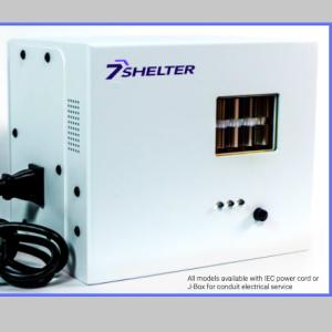 【速報】7SHELTER™️ Care222搭載紫外線除菌装置を発表!