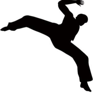 ODDTAXI:白川が踊るダンス:カポエイラ