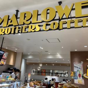マーロウブラザーズコーヒー そごう横浜店♪