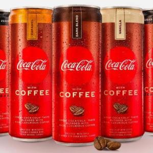 【経済】 コーヒー入りコカ・コーラの新商品、米国で発売