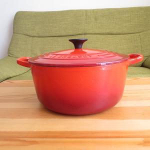 10年以上使っているルクルーゼのお鍋