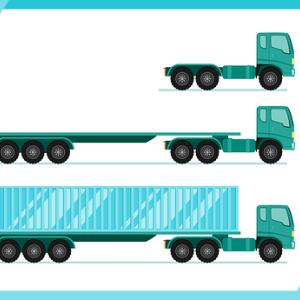 トラックにも種類あり。ドライバーになるためにあると有利な資格