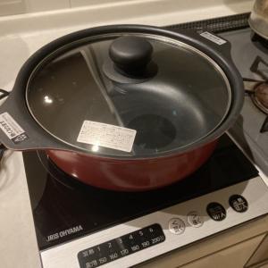 【寒い時のオススメ】やっぱり鍋IHコンロ&鍋セット