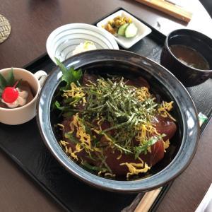 「スイカの日」にメロン食む・お伊勢参りで手こね寿司と伊勢うどん