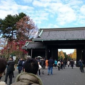 2019年 令和最初の乾通り 秋の一般公開は大嘗宮参観と同時期開催!~乾通りの過去の様子と詳細~