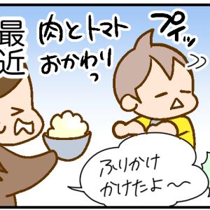 米食べない息子の対応策