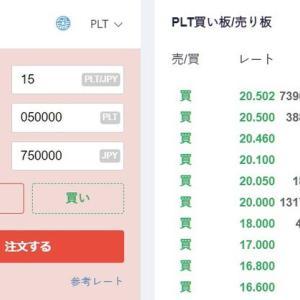 祝!コインチェックPalette申込者全員勝利+225万円