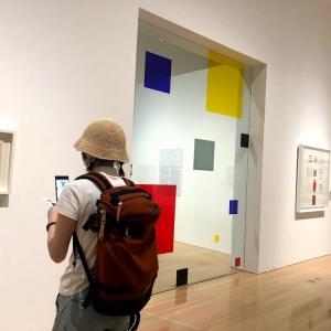モンドリアン展  純粋な絵画を求めて
