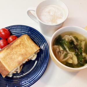お昼ご飯ー、焼売、救済メニュー