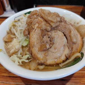 【千葉らーめん】雷 松戸駅前東口店【松戸】