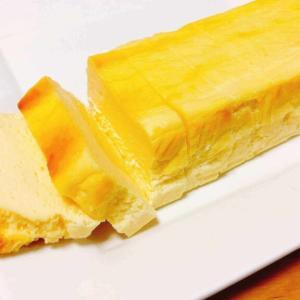 混ぜて焼くだけ簡単、とろとろなめらか濃厚「チーズテリーヌ」