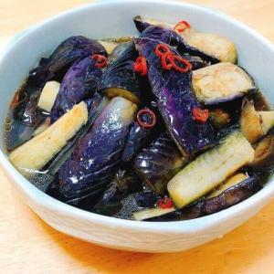 なすがトロリつゆがジュワ!なす料理NO.1簡単「なすの揚げ浸し」レシピ