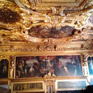 2015-3、Italia(10)- サン・マルコ寺院とドゥカーレ宮殿 ヴェネツィア その2