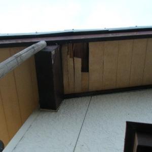 DIY外壁リフォーム 06 「軒天修繕」