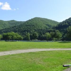丸瀬布いこいの森オートキャンプ&勝毎花火大会(2)