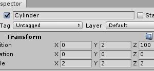 Unityで3Dのゲームを作る(7)