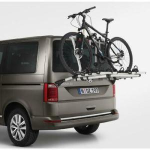 VW T6.1 California Oceanを注文する その③ サイクルキャリアを追加
