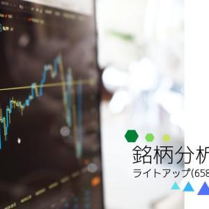 銘柄分析:ライトアップ(6580)のDCF法による理論株価-21年10月