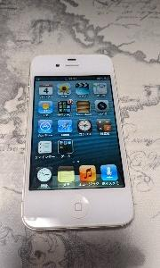 iPhone4sをipodとして再び使用しています。