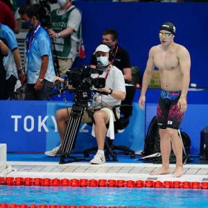 【五輪競泳】瀬戸大也、全体9位でまさかの予選落ち「ちょっと、信じられない」 400メートル個人メドレー ★2  [爆笑ゴリラ★]