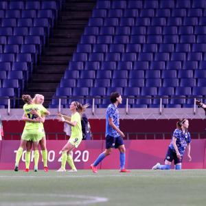 【視聴率】五輪女子サッカー、NHK視聴率12・4% 準々決勝スウェーデンに完敗  [爆笑ゴリラ★]
