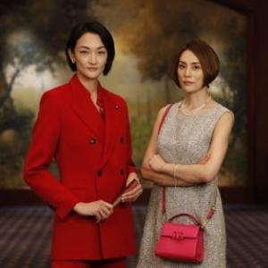 【ドラマ】冨永愛、米倉涼子とドラマ初共演 『ドクターX』にゲスト出演決定「楽しかったです」  [湛然★]
