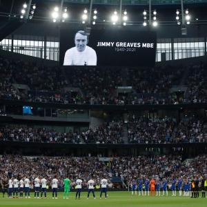 【訃報】ジミー・グリーブス氏死去 81歳 66年W杯制覇のイングランド代表FW  [爆笑ゴリラ★]