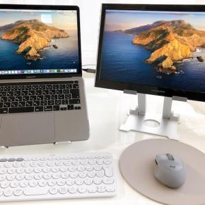 【在宅勤務】デスク環境を整えました。キーボード&マウス編