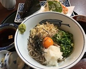 ぶっかけそば 納豆 レシピ