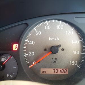 テラノレグラスに給油と燃費計測(走行距離:79,488km)~ENEOSカード(EneKey)+LINEクーポン+特売日で合計7円引き♪~