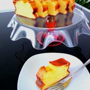 ヨーグルトプラムケーキ